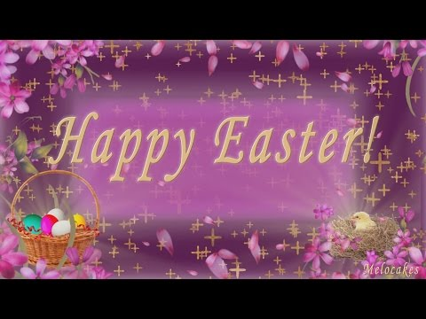 🌺🌺🌺Happy Easter Greetings🌺🌺🌺Video Greeting Cards