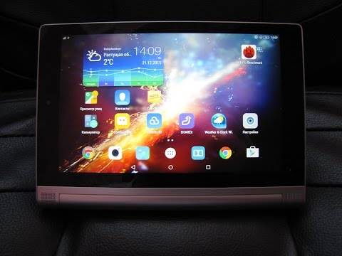 Обзор Lenovo yoga tablet 2 830L