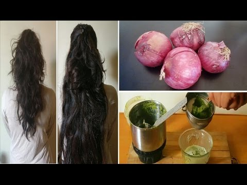 Nakakagaling hair oil