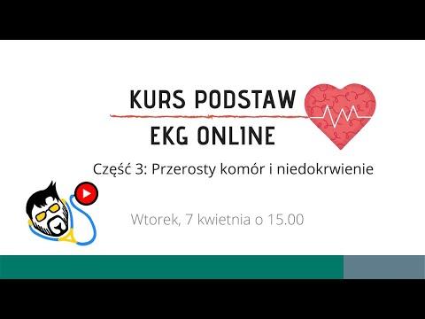 Kurs Podstaw EKG - Część 3