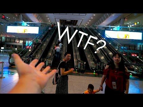 China hat die verrücktesten Bahnhöfe der Welt!