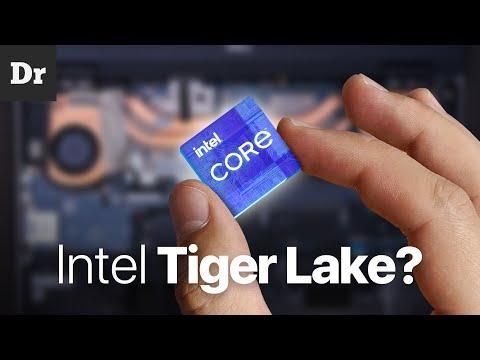 Intel УДИВИЛ! РАЗБОР Tiger Lake и EVO