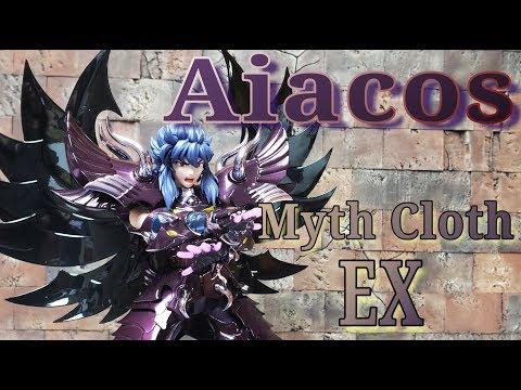Review, Aiacos de Garuda - Linea Myth Cloth EX