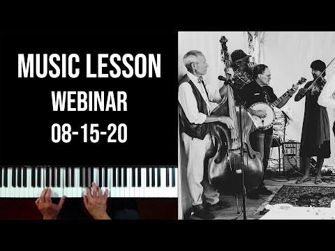 Lessons with Carlos (Webinar 08-15-20)
