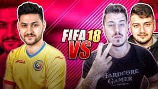 Ovvy Vs LECTURATU & BERCEA !!! NEBUNIE DE MECI IN FIFA 18 !!!