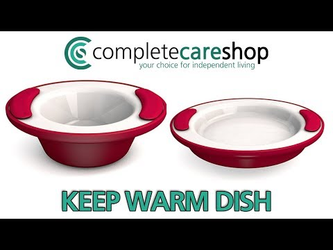 How To Use The Soft Grip Keep Warm Thermo Bowl