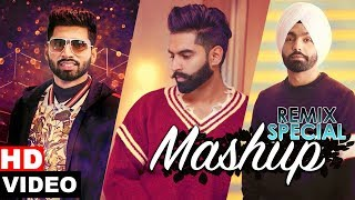 Remix Special Mashup | Video Jukebox | Latest Punjabi Songs  2019 | Speed Records