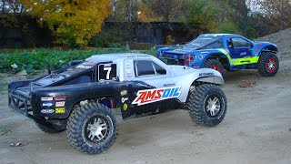 FPV #Traxxas #Slash 4x4 video compilation part 1/3 | onboard camera | 1/10 scale rc car