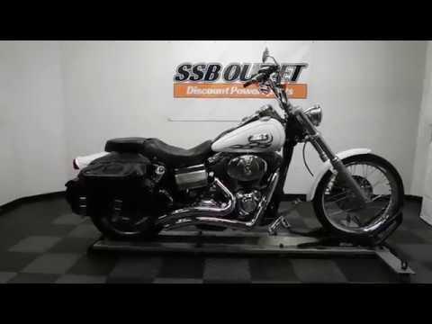 2006 Harley-Davidson Dyna™ Wide Glide® in Eden Prairie, Minnesota