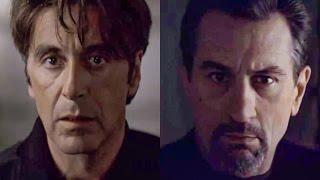 The Best Scene In HEAT (1995) Movie: Hunter (Pacino) Vs. Beast (De Niro)