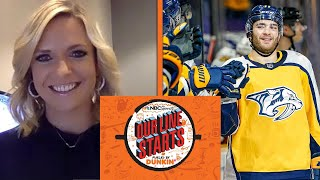 Predators, Stars fighting for playoff position after trade deadline | Our Line Starts | NBC Sports