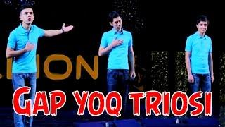 Gap yoq triosi (Million konsertidan 2014)