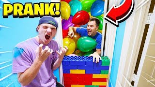 5 WAYS TO PRANK UNSPEAKABLE!
