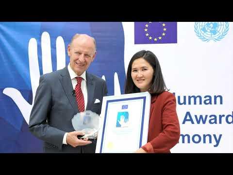 EU Human Rights Award 2020