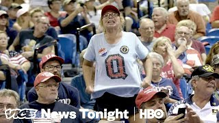 The Trump Fans Of Q-Anon (HBO)