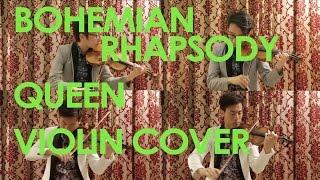 Bohemian Rhapsody - Queen [2Set violin cover]