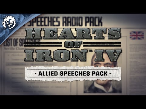 Allied Speeches Music Pack