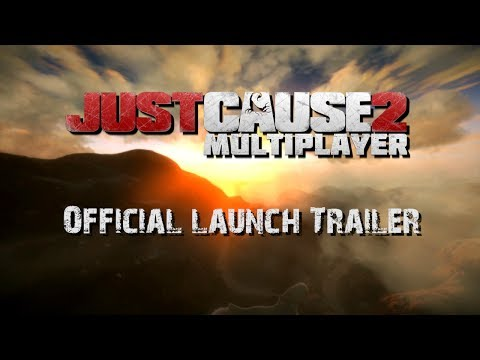 Just Cause 2's PC Multiplayer Mod Launches All Kinds Of Mayhem Today
