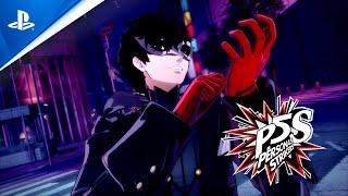 Persona 5 Strikers - Announcement Trailer | PS4