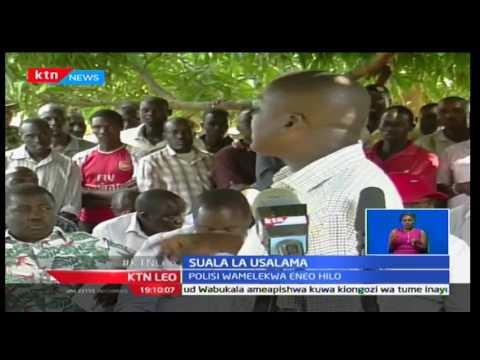 KTN Leo: Mtu auwawa kutokana na ugomvi wa ukabila kutokana na Wamarakwet na Wapokot