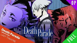 "「Cover」Death Parade ED ""Last Theatre"" Full Ver. 【Sam Luff】- Studio Yuraki"