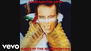 Adam & The Ants - Jolly Roger (Audio)