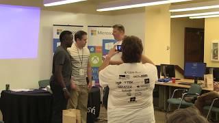 Microsoft Hackathon 2015 - Reno, NV