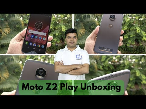 Moto Z2 Play India Unboxing, Pros, Cons, Features, Not a Review | Gadgets To Use