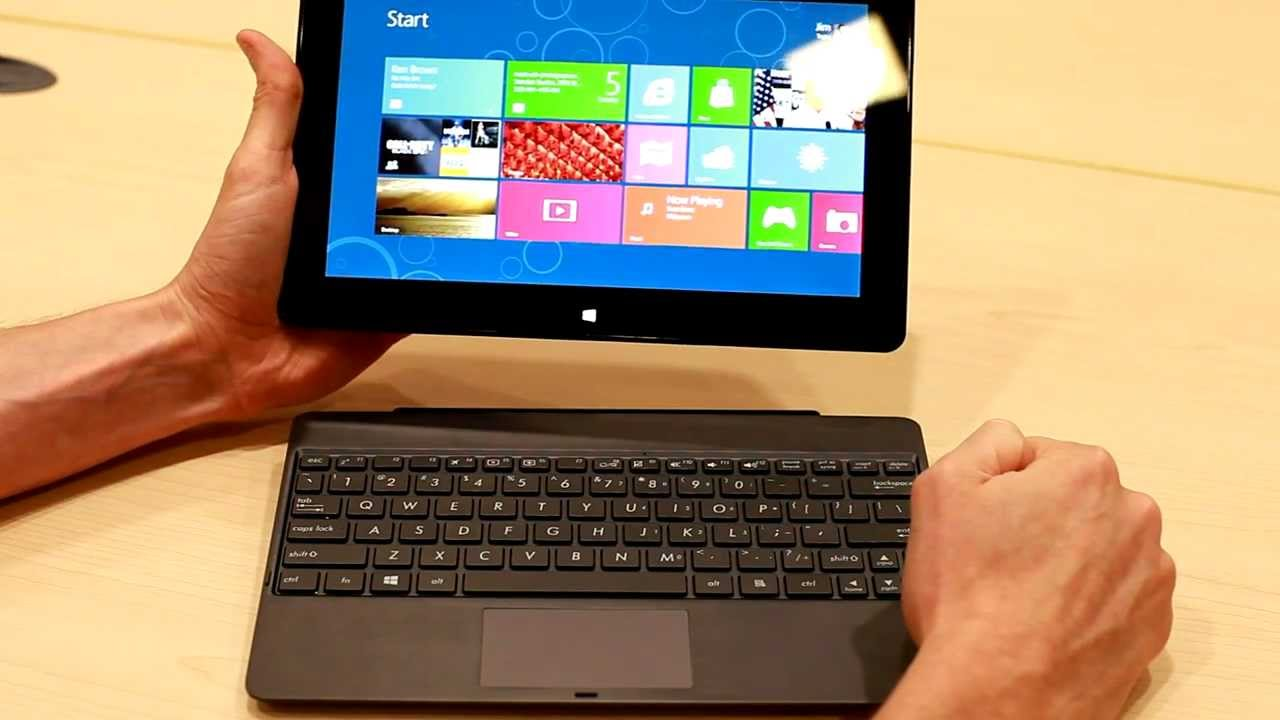 Asus: More Tablets, AIO And Touchscreen Ultrabooks At Computex