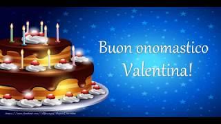 Buon Compleanno Valentina!