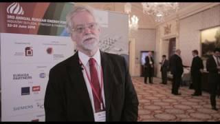 Arne Walther, Fridtjof Nansen Institute, Russian Energy Forum 2016