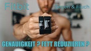 Fitness-Tracker: Genauigkeit Kalorien & Schritte ? Abnehmen mit Fitbit ?