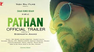 Pathan trailer 1