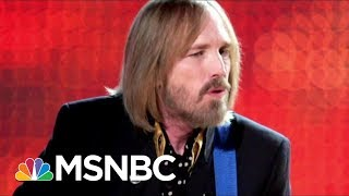 Joe Remembers Rock Legend Tom Petty | Morning Joe | MSNBC