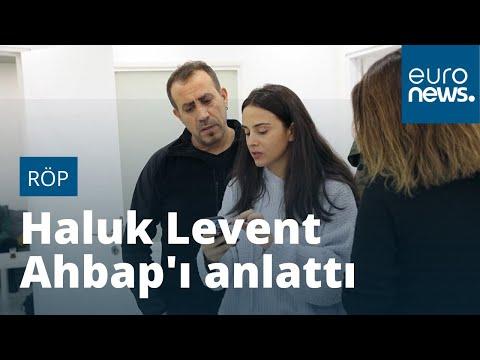 Haluk Levent 300 bin gönüllü AHBAP'ı anlattı: Ben mutluluğu tattım mı bırakamıyorum