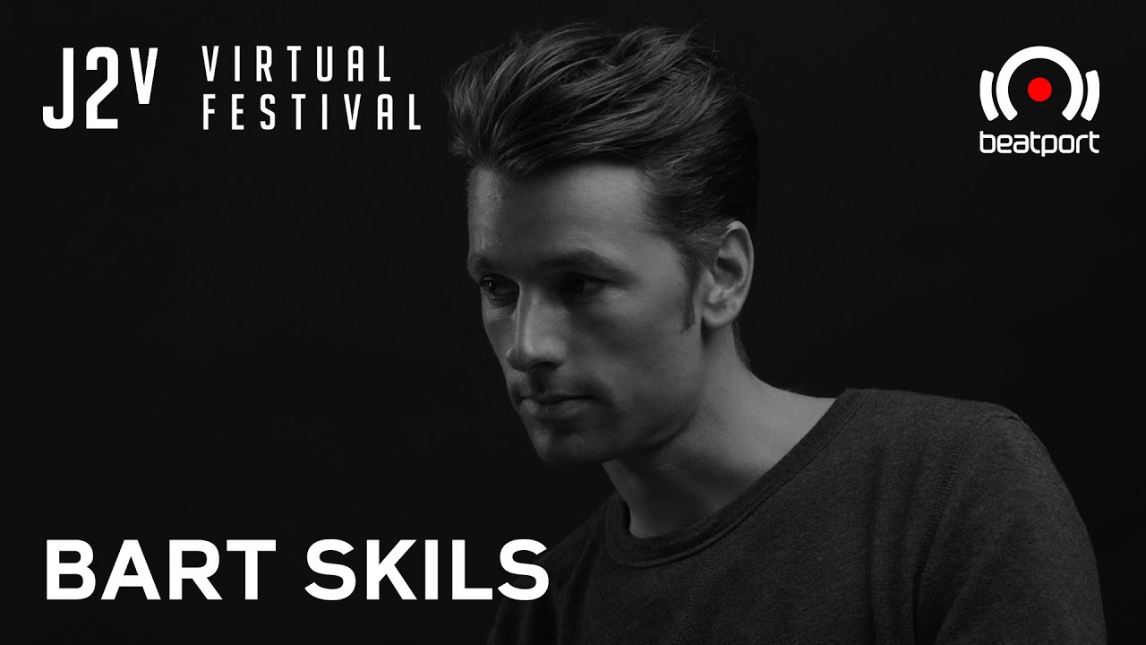 Bart Skils - Live @ J2v Virtual Festival, The Console stage 2020