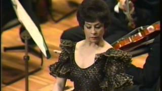 Albeniz: Sonata in D major, Castanets.Dancer: Lucero Tena, Conductor: Antoni Ros-Marbà