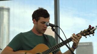 Phillip Phillips - 'Home' acoustic for 680 The Fan