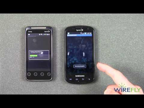 4G Phone Fight: Evo Shift Battles Epic 4G