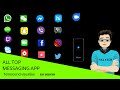 Download Lagu #Top Social apps notification sounds comparison #NAlyzer Mp3 Free