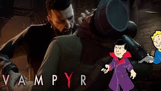 Vampyr REVIEW - Hope For Single Player RPGs