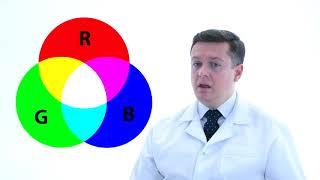 Восприятие цвета: физиологические основы индивидуальных различий (для Ingenix Group)