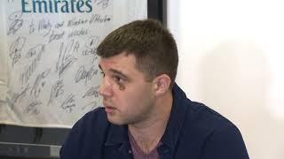 Спарринг-партнер Усика Сергей Радченко рассказал о бое Усик - Белью