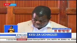 Mahakama yatarajiwa kutoa uamuzi kwa kushuhutishwa kwa mgombea urais Raila Odinga kwa uchaguzi