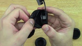 Rapoo Headphone Ear Pad Replacement - MetalDetectingGear.com