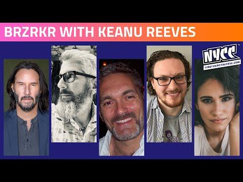 BOOM! Studios | BRZRKR with Keanu Reeves, Matt Kindt & Ron Garney