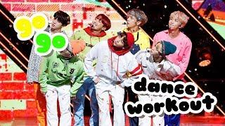 BTS (방탄소년단) _ Go Go (고민보다 Go) | kpop dance workout by fittoakay