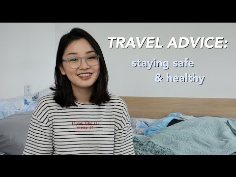Travel Safety and Health 🔒 | 10 Travel Tips