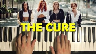 Little Mix   The Cure (Piano Tutorial Lesson)