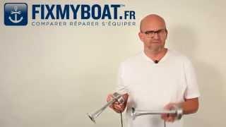 Essai en live de klaxon pour bateau